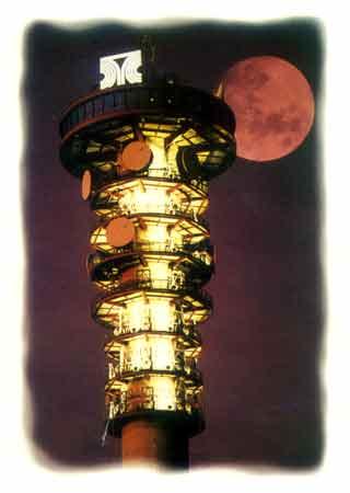 Torre das Mercês, Curitiba