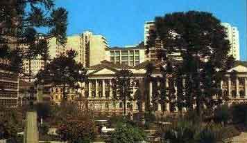 Universidade Federal do Paraná, Curitiba