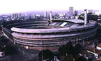 Estádio Couto Pereira, Curitiba