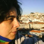Cristina Machado na Santa Justa, Lisboa