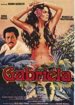 Gabriela, Cravo e Canela - Filme de Bruno Barreto