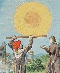Astrólogo medieval