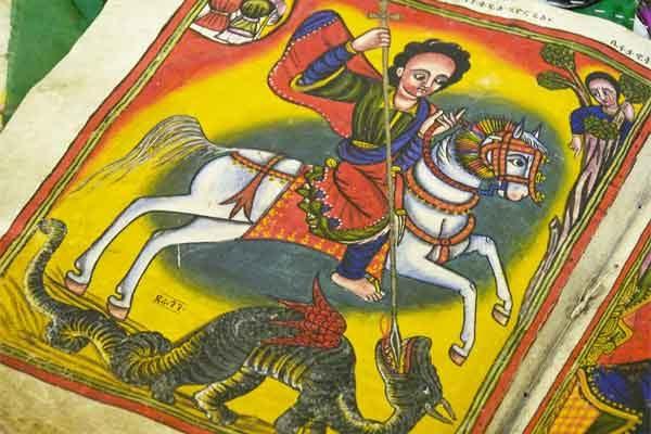 São Jorge etíope
