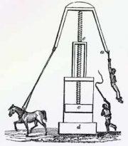aparelho de tortura de escravos