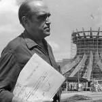 Oscar Niemeyer e a catedral de Brasília