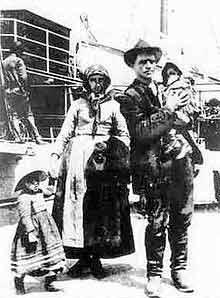 Imigrantes italianos no século XIX