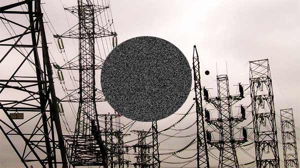Problemas com torres de transmissão