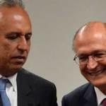 Pezão e Alckmin