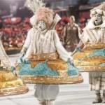 Leitura astrológica do desfile das escolas de samba
