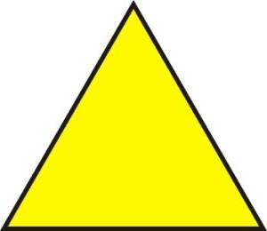 Triângulo equilátero