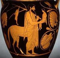 Quíron, o centauro