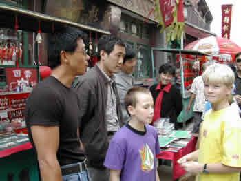 Camelódromo chinês