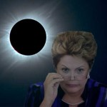 O eclipse da Super Lua de Sangue