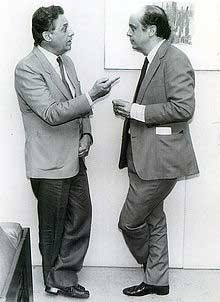 FHC e José Serra
