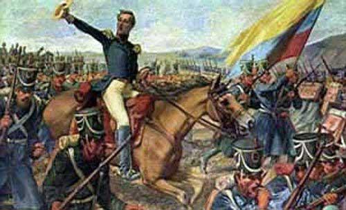 A Batalha de Ayacucho, em 1824, fechou o ciclo dos enfrentamentos sangrentos entre espanhóis e rebeldes, iniciado sob Saturno-Plutão em 1817.