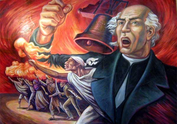 Hidalgo e o Grito de Dolores