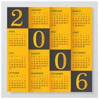 Calendário 2006