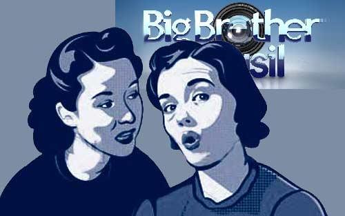 O reality show é a versão high-tech de mecanismos de interação tão antigos quanto a vida em sociedade. A fofoca é um deles.