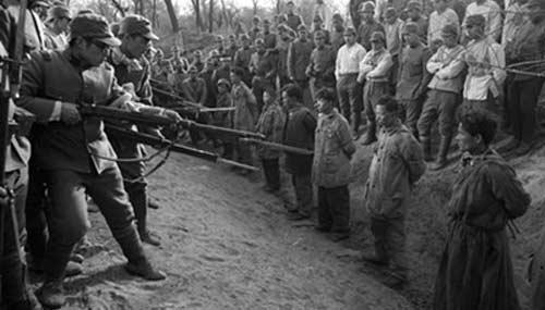 Japoneses na China durante a Segunda Grande Guerra