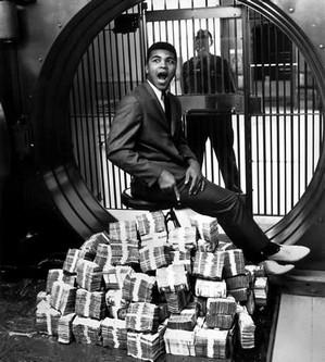 Muhammad Ali rico