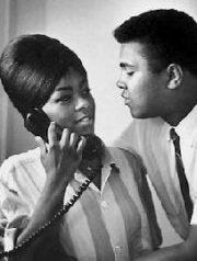 Muhammad Ali e Sonji Roi