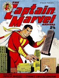 Capitão Marvel vs Doutor Silvana