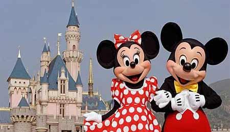 O mundo netuniano de Disney