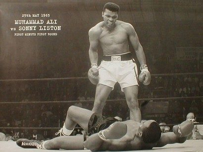 Muhammad Ali vs Sonny Liston, revanche