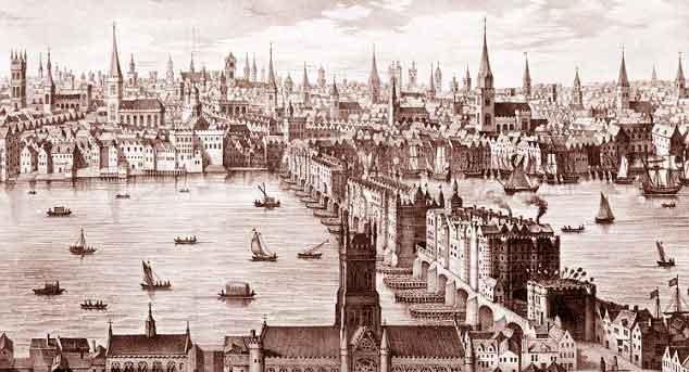Londres no tempo de William Lilly