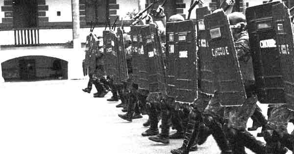 Batalhão de Choque