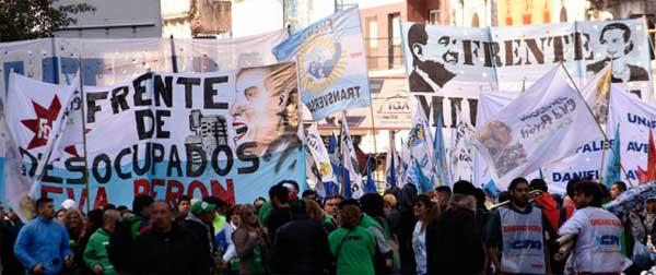Protestos na Argentina, 2016