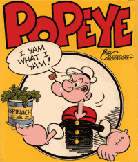 O marinheiro Popeye
