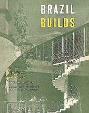 """Capa do livro """"Brazil Builds"""", de 1943"""