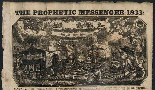 The Prophetic Messenger, edição de 1933