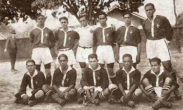 Equipe do C. R. Vasco da Gama, 1923