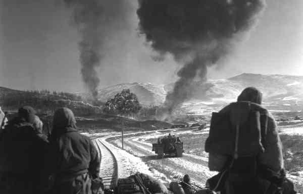 Guerra da Coreia, 1951.