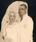 Ary Barroso e esposa Ivone Arantes