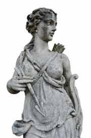 Deusa grega Ártemis
