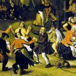 Carnaval medieval, Pieter
