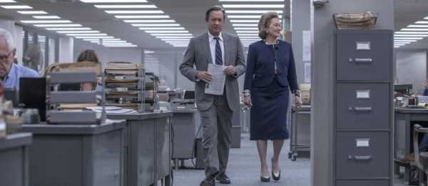The Post - Tom Hanks e Meryl Streep