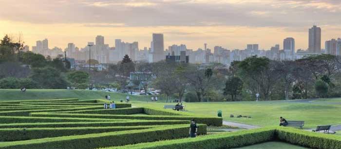 Curitiba e seus parques