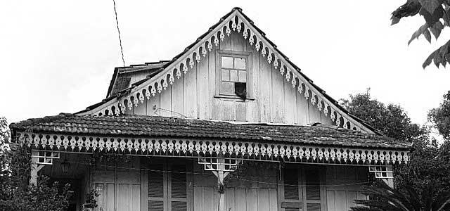 Casa polonesa em Curitiba