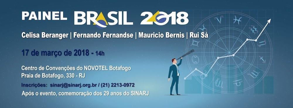 Painel Brasil 2018 - SINARJ