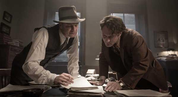 Perkins e Wolfe: o Mestre dos Gênios