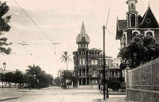 Av. Beira-Mar, praia do Flamengo, 1916