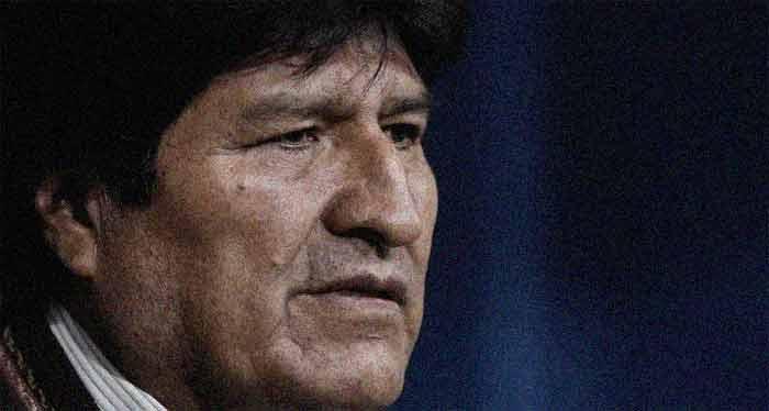 Evo Morales renuncia