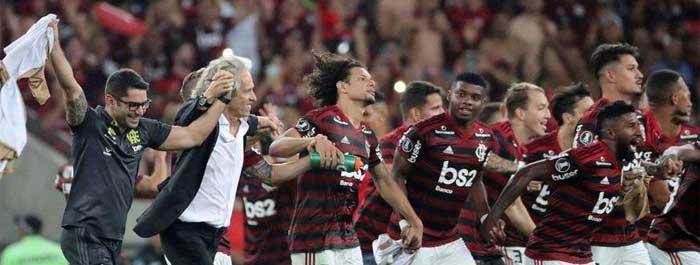 Flamengo em 2019