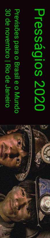 Workshop Presságios 2020, 30 de novembro - Rio de Janeiro