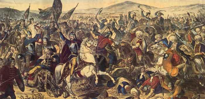 Batalha de Kosovo 1389