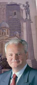 Milosevic, foto oficial